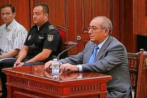 Declaración de Serafín Castro en el juicio. (Madero Cubero)