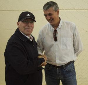 Antonio Quintero, nuevo director deportivo del Cb Palos.