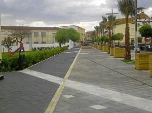 La nueva avenida.