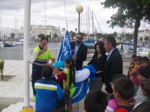 Bandera azul Ayamonte06