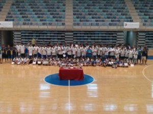 Cierre de temporada del CD Huelva Baloncesto.