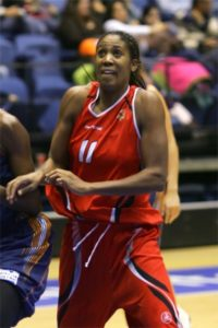 Cindy Lima, nueva jugadora del CB Conquero.