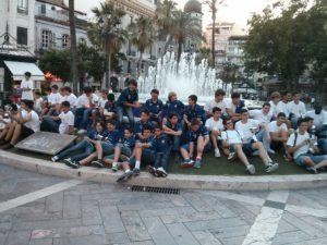 Equipos del Club Deportivo Huelva Baloncesto.