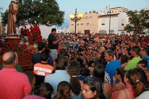 Fiestas den Punta del Moral.