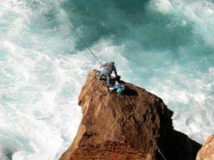 Fotografía ganadora del Cabo de San Vicente.