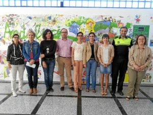 Comisión para el control del absentismo escolar en Hinojos.