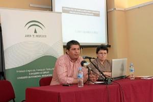 Marcos Toti durante su intervención. (José Carlos Sánchez-Multimagenestudio)
