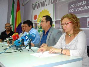 Jose Justo Martin, Sebastian Gomez, Marcos Toti, Camacho y Victoria Caro.