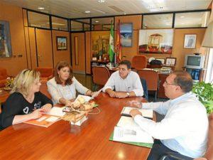 Reunión sobre la formación de los alumnos en Medicina Legal.