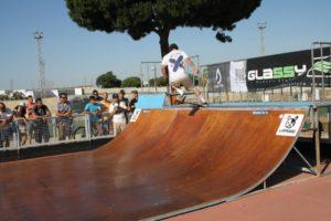 Skate en Palos de La Frontera.