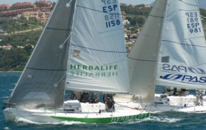 Barco Herbalife.