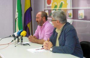 Pedro Jimenez y Juan Manuel Arazola.