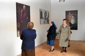 Exposición Porta Fidei.