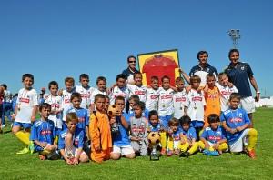 Trofeo a la Deportividad para el equipo de Palos.