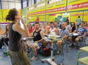Curso de pilates en Moguer.