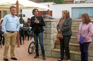 Encuentro de asociaciones en la Cuenca Minera.