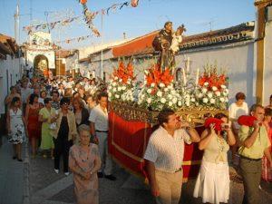 Fiestas de San Antonio.