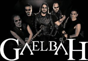 Componentes de Gaelbah.