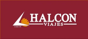 Logo de Halcón Viajes.