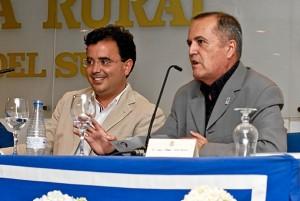Andrés Marín y Juan Cobos Wilkins.
