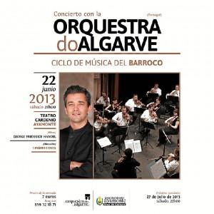 La Orquesta del Algarve vuelve a actuar en Ayamonte.