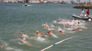 Campeonato de Andalucía de Aguas Abiertas.