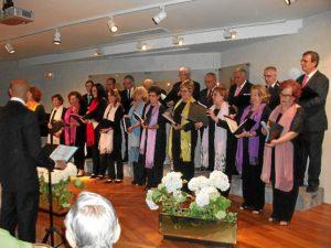 Actuación en la Fundación Cajan Rural del Sur.