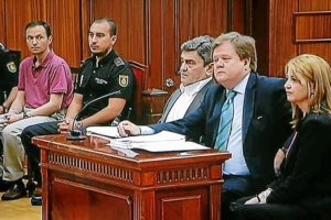 Declaración de varios expertos en psiquiatría durante el juicio. (Madero Cubero)