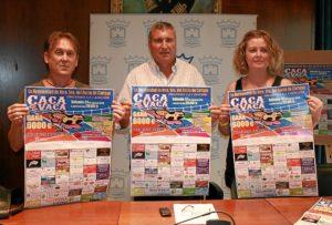 Presentación del particular concurso que va a tener lugar en Cartaya.