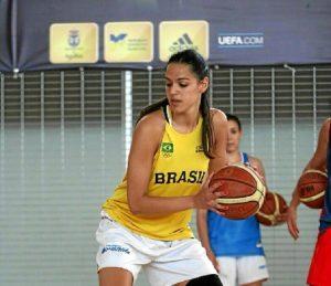 Amaya Gastaminza, nueva jugadora del CB Conquero.