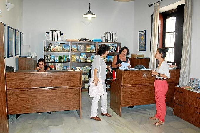 Cambio de ubicaci n de la oficina de turismo de ayamonte for Oficina turismo palma