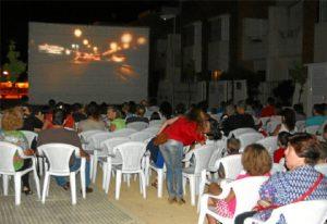 Cine de Verano en San Juan del Puerto.
