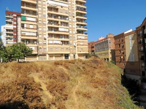 Cabezo Mackay y Macdonal de Huelva.