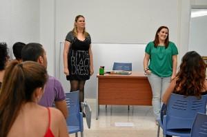 Curso de lenguaje de signos en La Palma.