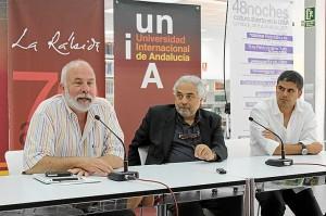 Presentación del curso sobre la información y los derechos humanos.