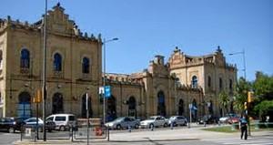Estacion de Renfe Huelva.