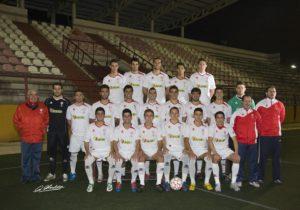 Foto oficial de La Palma 2012-13.