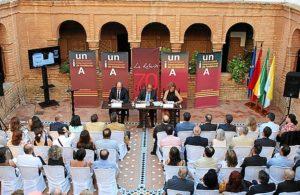 Apertura de los Cursos de Verano en La Rábida.