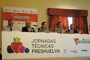 Apertura de las jornadas con la presencia del consejero Luis Planas.