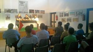 Jornadas de Huelva con Palestina.