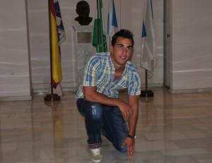 Joselu Jiménez, nuevo futbolista del Recreativo.