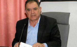 Juan Carlos Lagares, alcalde de La Palma.