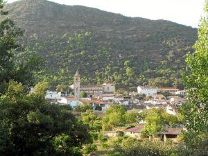 Linares de la Sierra.