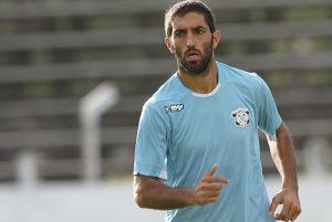 Hernan Menosse, nuevo futbolista del Recreativo de Huelva.