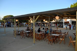 Mercado de Las Sabinas.