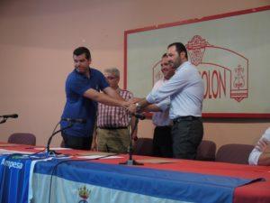 Presentación del CB San Juan.