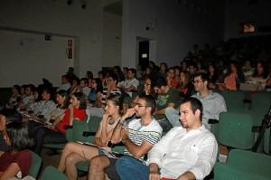 El seminario cuenta con una gran participación.