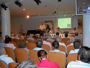 Asamblea de Asaja en Huelva.