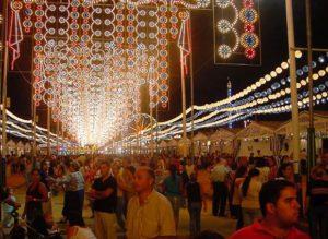 Fiestas Colombinas.