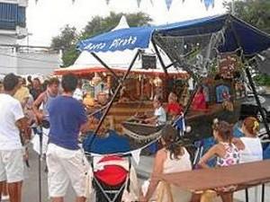Punta vuelve al siglo XVI durante el próximo fin de semana.